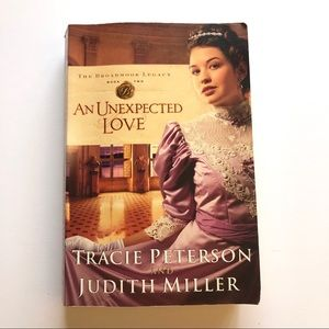 4/$15 An Unexpected Love - Judith Miller Romance